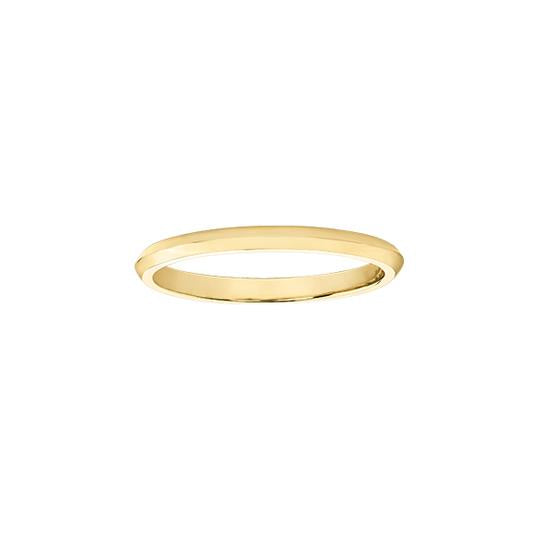 Gold Stackable Band