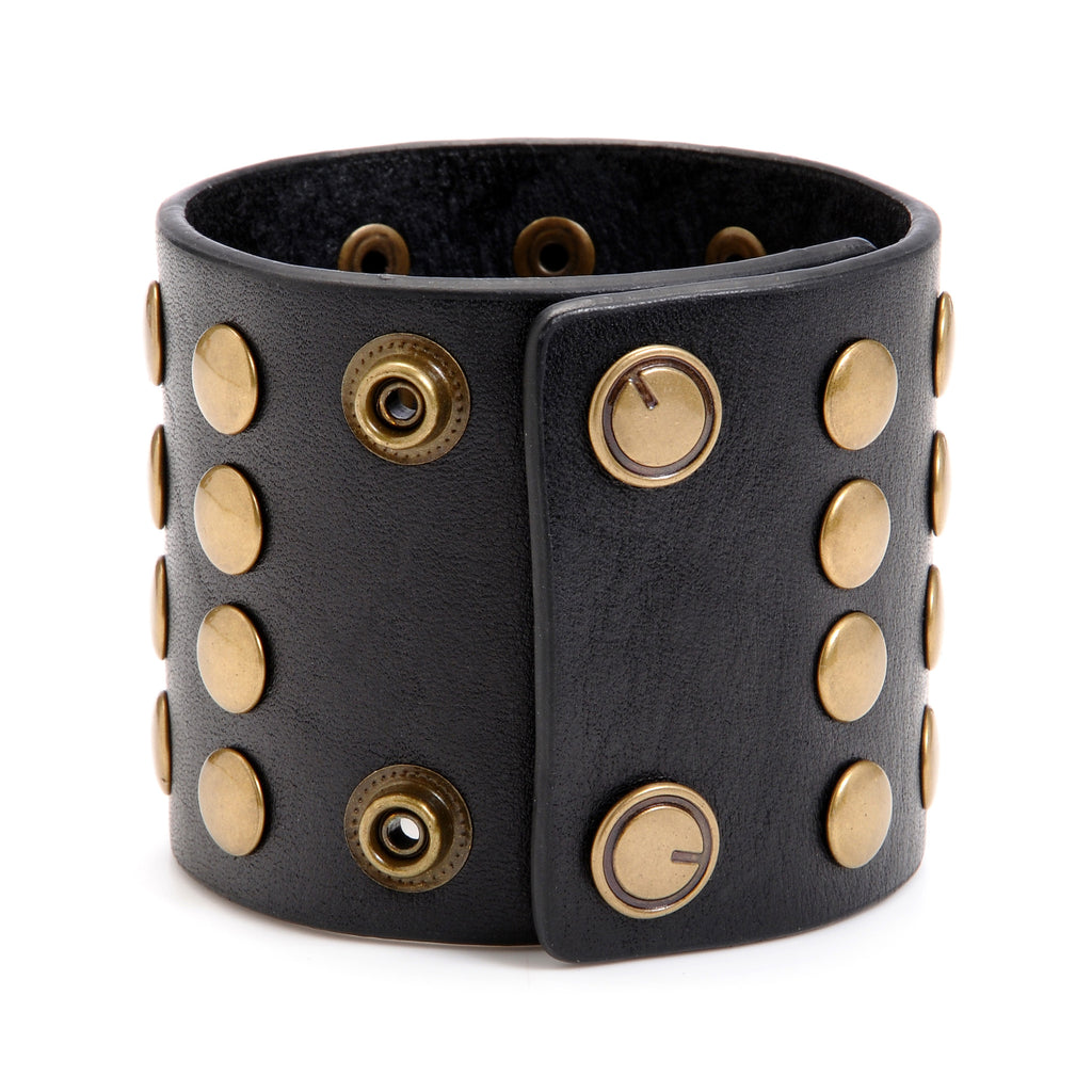 "The ""11"" Cuff with Studs"