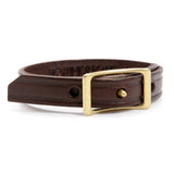 Thin Collar Stud Bracelet - Volume & Tone - Guitar Straps & Leather Goods