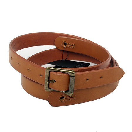 "The Guthrie 1"" Wide Guitar Strap in New Castano Bridle Leather ,Guitar Straps- Volume&Tone Guitar Straps & Leather Goods"