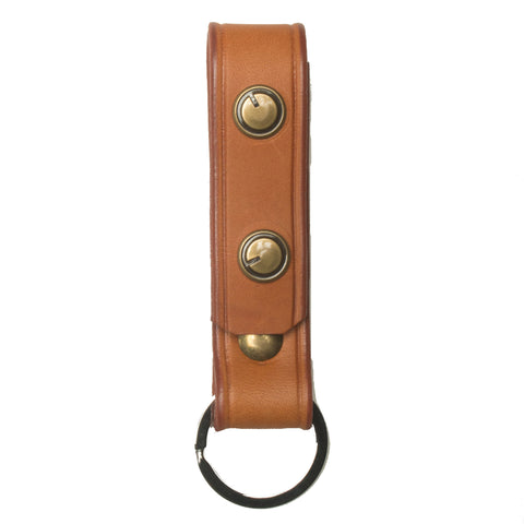 The Signature Key Fob-New Castano - Volume&Tone Guitar Straps & Leather Goods