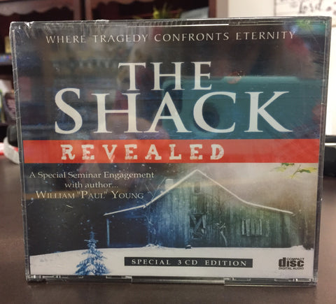 "The Shack Revealed CD: a Special Seminar Engagement with author William ""Paul"" Young"