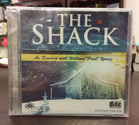 "The Shack: an Evening with William ""Paul"" Young"