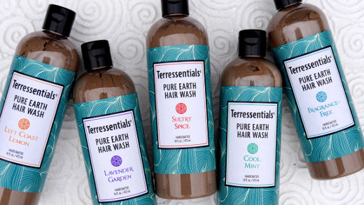 Pure Earth Hair Wash – Terressentials
