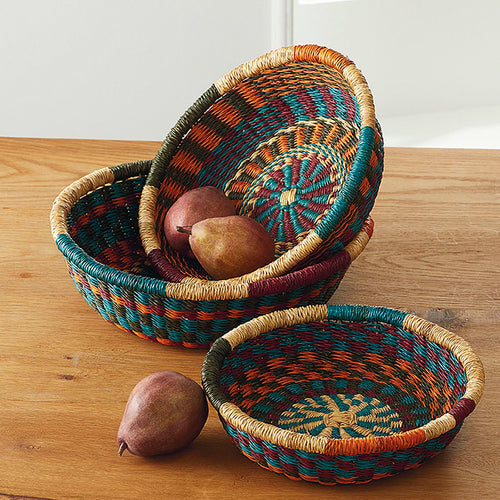 Small Spoke Basket