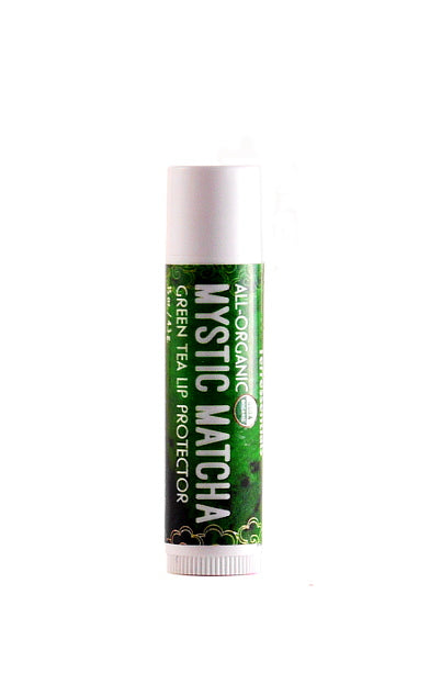 Key Lime Certified Organic White Chocolate Lip Protector