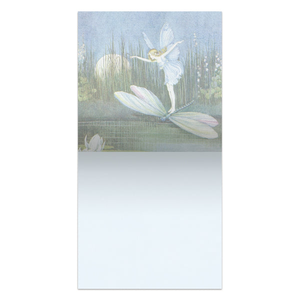 Fairy Dragonfly All Occassion Canvas Art Card