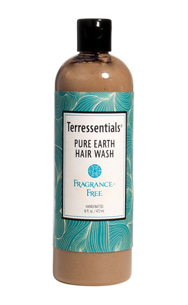 Fragrance-free Pure Earth Hair Wash