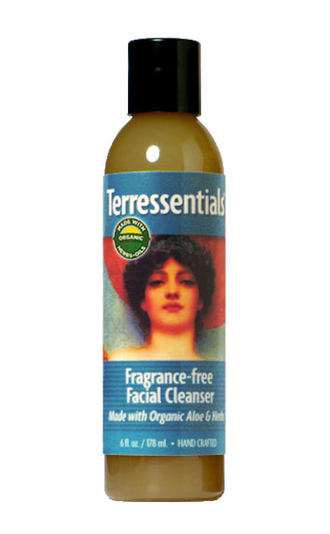 Organic Fragrance-free Facial Cleanser