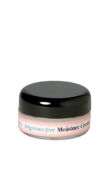 100% Certified Organic Fragrance-free Moisture Cream