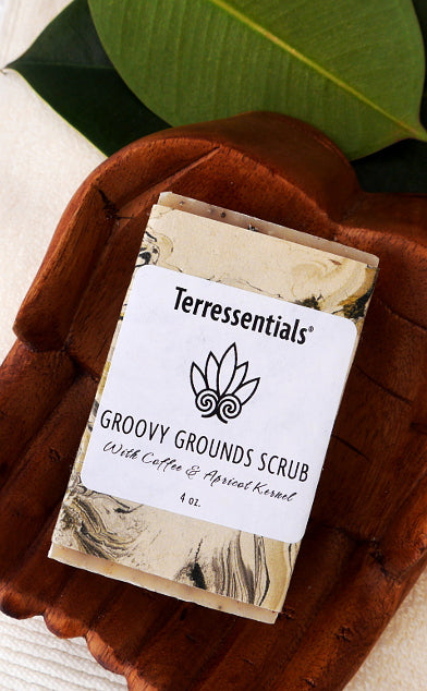 Groovy Grounds Bar Soap