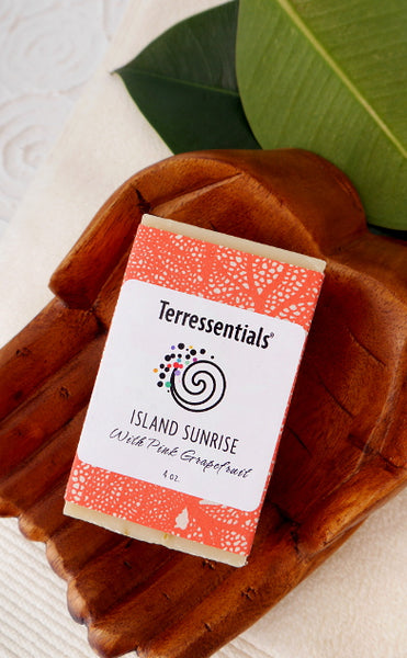 Island Sunrise Bar Soap