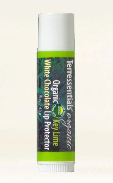 Key Lime Organic White Chocolate Lip Protector