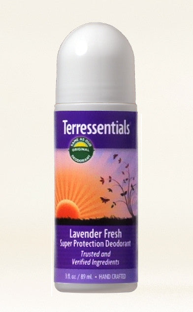 Organic Lavender Fresh Super Protection Deodorant
