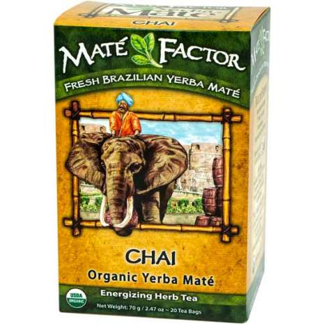 Organic Mate Factor Chai Tea