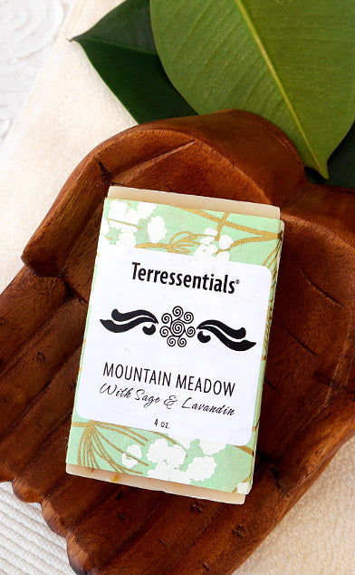 Mountain Meadow Bar Soap