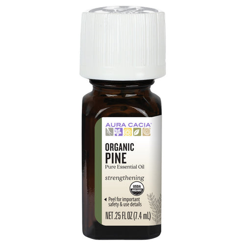 Organic Pine Essential Oil 0.25 fl. oz.