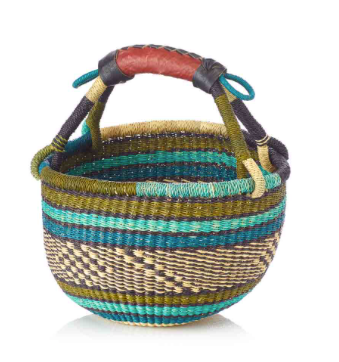 Small Grasslands Basket