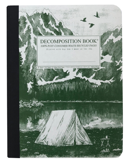 Mountain Lake Decomposition Notebook