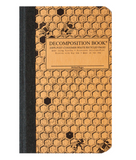Honeycomb Decomposition Pocket Sized Notebook