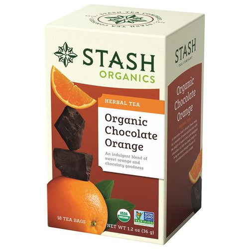 Organic Stash Chocolate Orange Tea