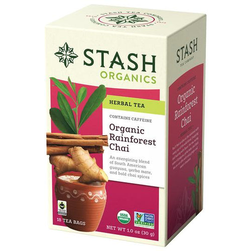 Organic Stash Rainforest Chai Tea