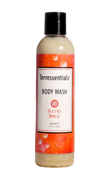 Organic Sultry Spice Body Wash