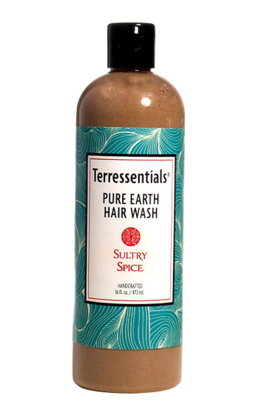 Sultry Spice Pure Earth Hair Wash