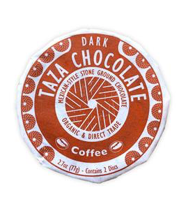 Fair Trade Organic Taza Coffee Chocolate Disc