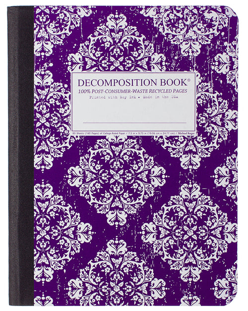 Victoria Decomposition Notebook