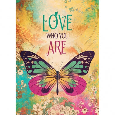 Who You Are All Occassion Greeting Card