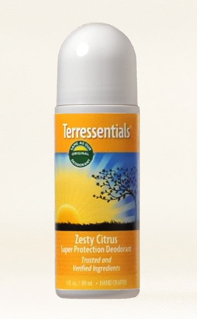 Zesty Citrus Super Protection Deodorant