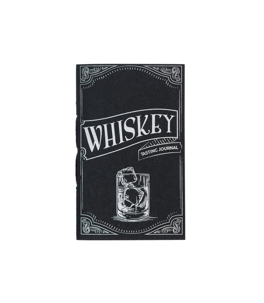 Whiskey Tasting Pocket Journal