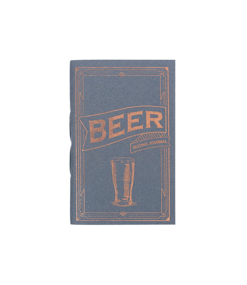 Beer Tasting Pocket Journal