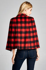 Checker Cape