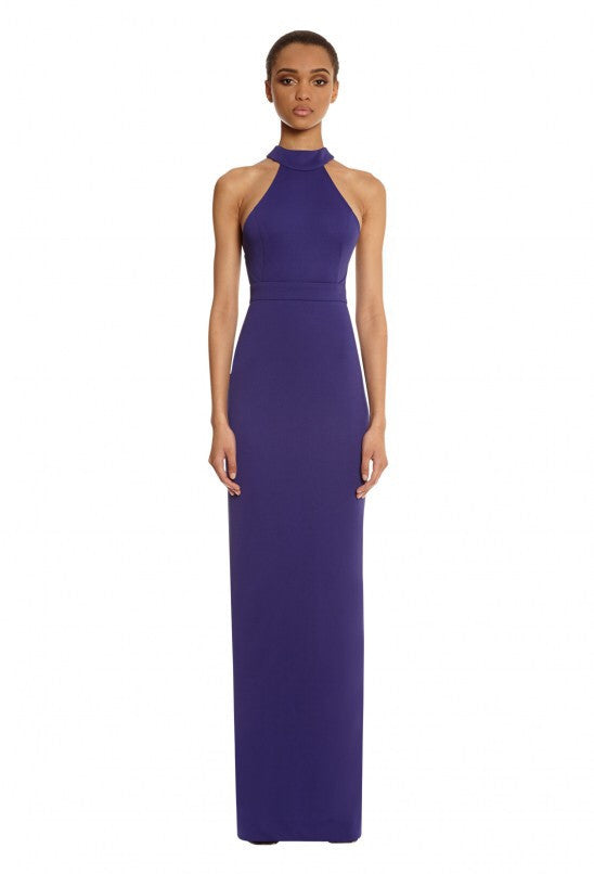 Izzo Halterneck Maxi Dress