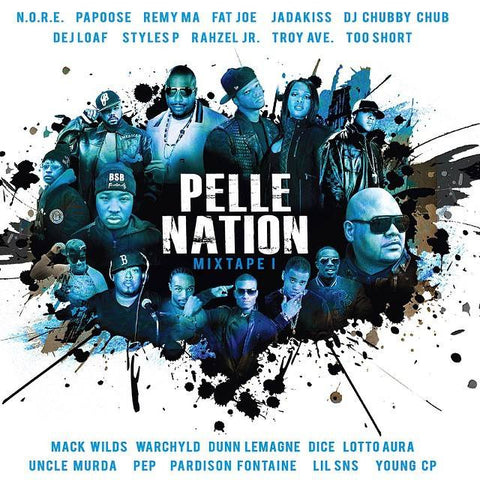 Pelle Nation Mixtape Part I: Hosted and produced by DJ Chubby Chub