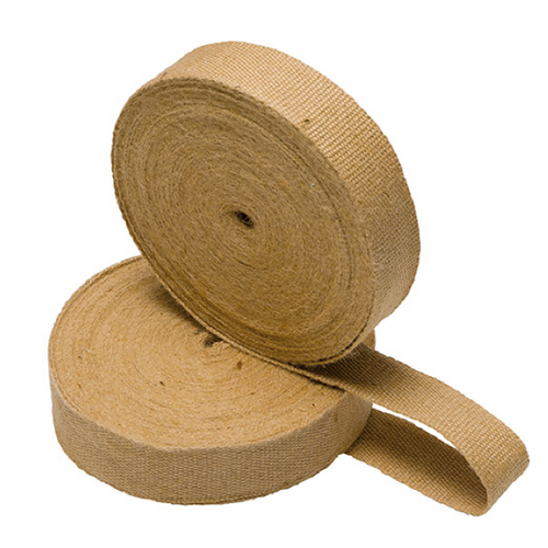 Hessian Tree Tie Webbing 50 x 100m Roll