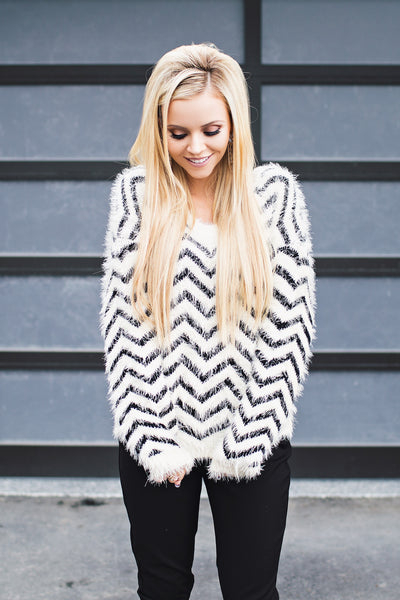 Vanessa V Neck Sweater