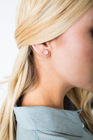 Cache Stud Earrings