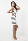 Merrill Striped Tank Dress