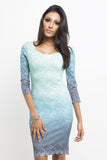 La Mer Lace Dress