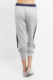 Ultra Soft Contrast Jogger Pants