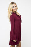 Lia Keyhole Dress