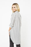 Chicago Windowpane Tunic