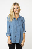 Casper Chambray Button Up