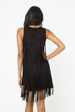Full Throttle Fringe Dress