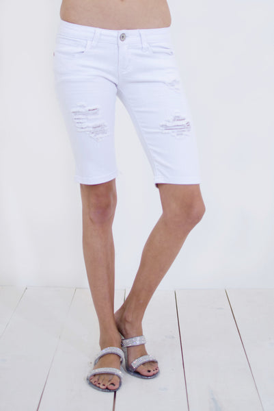 Kingston Denim Shorts