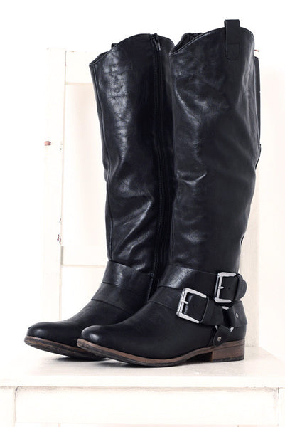 Ranger Leather Boots
