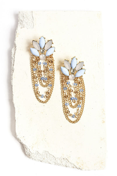 Deco Door Earrings